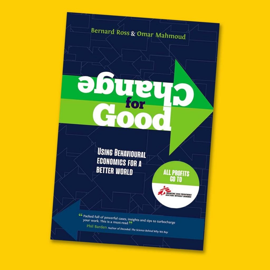 Change For Good - by Bernard Ross and Omar Mahmoud