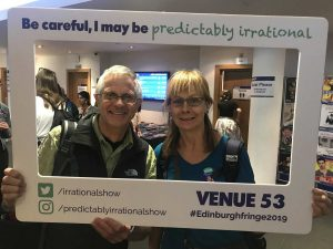 Predictably Irrational 2019 Show | Attendees with Frame 02