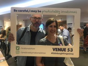 Predictably Irrational 2019 Show | Attendees with Frame 04